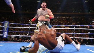 Andy Ruiz Jr. Stunned Heavyweight Champ Anthony Joshua With A 7th Round Knockout