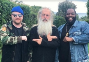 Run The Jewels Have Been Working With Rick Rubin On Their New Album