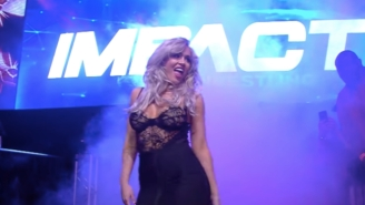 Impact Wrestling Has Released Scarlett Bordeaux