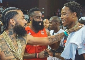 DeMar DeRozan Shared A Touching Story About The Last Time He Saw Nipsey Hussle Before His Death
