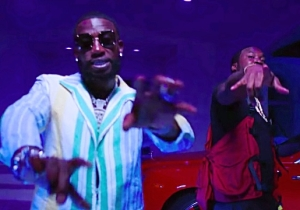 Gucci Mane And Meek Mill Throw A Stripper Party In A Mansion In Their Debauched 'Backwards' Video