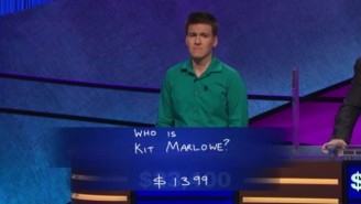 Here's Why James Holzhauer Bet So Low In His Last 'Final Jeopardy!'