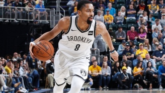 Spencer Dinwiddie Took A Victory Lap After Reports Surfaced Of The Nets Landing Kevin Durant