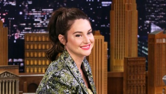 Shailene Woodley Reenacts Meryl Streep's Huge 'Big Little Lies' Premiere Moment For Jimmy Fallon
