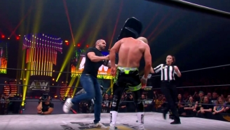 AEW Officials Commented On That Chair Shot Cody Rhodes Took At Fyter Fest