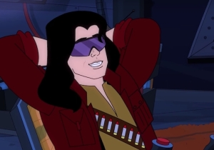 Tommy Wiseau Voices An Intergalactic Bounty Hunter In The Animated Pilot 'SpaceWorld'