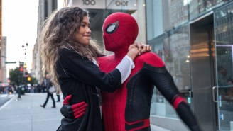 'Spider-Man: Far From Home' Director Jon Watts On The Movie's Incredible Surprise Cameo
