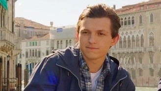 Tom Holland And Jake Gyllenhaal Are Having Fun Avoiding 'Spider-Man: Far From Home' Spoilers