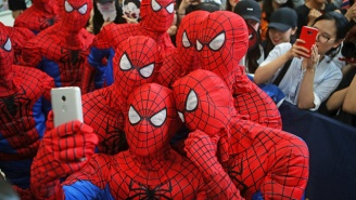 A 'Spider-Man' Horror Movie Almost Happened, And It Sounds Like A Total Disaster