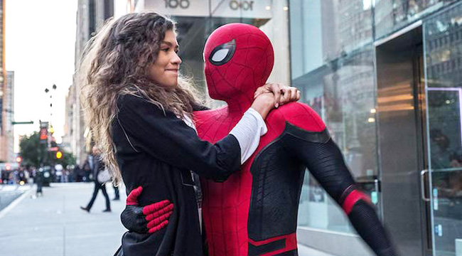 Zendaya Offers Clues On How Her 'Spider-Man: Far From Home' Character Has Dealt With The Snap