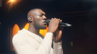 Stormzy Reflects On The Pressures That Come With Success On His New Single 'Crown'