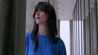 Actually, Sharon Van Etten Is Easy To Love In Her New 'No One's Easy To Love' Video