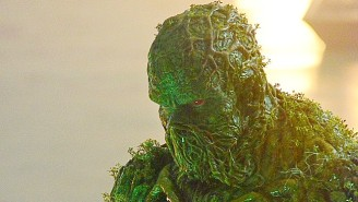 The Sudden Cancellation Of DC's 'Swamp Thing' Reportedly Had Nothing To Do With Taxes