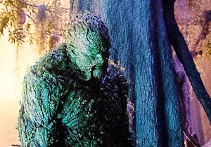 Report: 'Swamp Thing' Was Planned To Lead Into A 'Justice League Dark' Team-Up Series