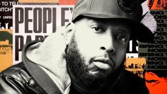 Introducing UPROXX's New Show — 'People's Party With Talib Kweli'