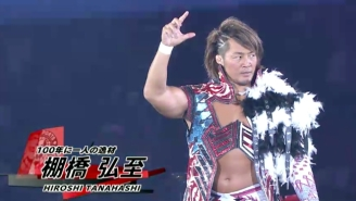 NJPW's Hiroshi Tanahashi Voted Most Popular Wrestler In Japan, Topping WWE, AEW Stars
