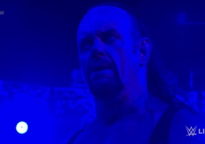 The Undertaker Made Another Surprise Return And An Unlikely Save On WWE Raw