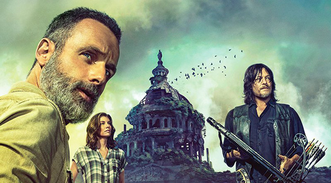 Will AMC's 'The Walking Dead' Universe Expand With A China