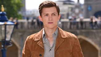 Tom Holland Tells Us About 'Spider-Man: Far From Home,' Keeping a Lid on 'Endgame Spoilers,' And Why He's Just Not Into Star Wars