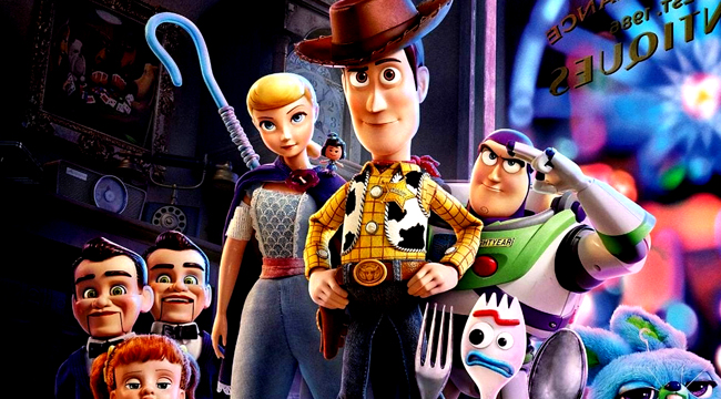 'Toy Story 4' Is A Deliciously Dark Romp About Toys That Yearn For Death's Cold Embrace
