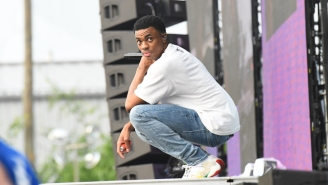 Vince Staples Says Being Hospitalized After A Serious Car Crash Recently Put Life Into Perspective