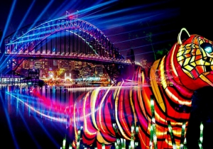 VIVID Sydney Is An Electric, Eclectic Call To See Australia In Winter