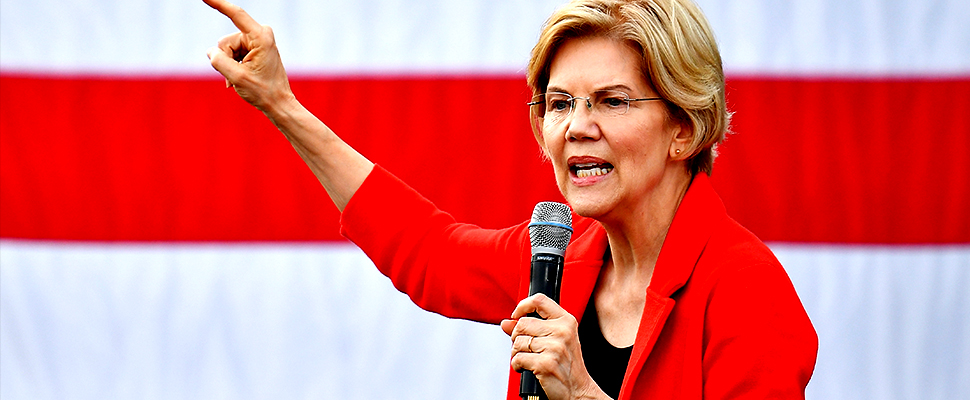 Elizabeth Warren Wants To Close The Racial Wealth Gap — Here's How