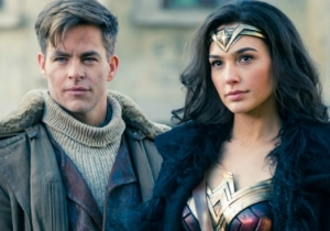 Patty Jenkins Has Opened Up About Why Chris Pine's Character Returns In 'Wonder Woman 1984'