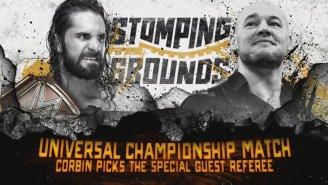 WWE Stomping Grounds 2019 Open Discussion Thread