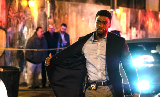 Chadwick Boseman Re-Teams With The 'Avengers' Directors In The Thrilling '21 Bridges' Trailer