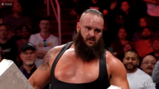 Braun Strowman Plans To Main Event WrestleMania 36, And He Has An Opponent In Mind