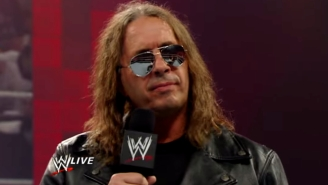 Bret Hart Had His Own Reasons For Turning Down The WWE Raw Reunion