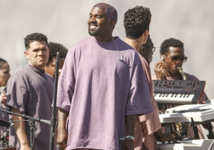 Kanye West Is Reportedly Trademarking 'Sunday Service' For A New Clothing Line
