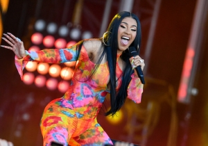 Cardi B Reportedly Postponed Her Show In Indianapolis Due To An 'Unverified Threat To The Artist'