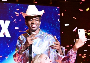 Mariah Carey Passed The Torch To Lil Nas X After 'Old Town Road' Broke Her 'Billboard' Record