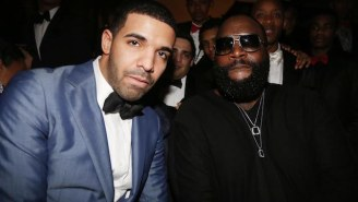 Drake And Rick Ross Collabed On A New Song, 'Gold Roses'