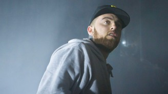 Mac Miller Fans Are Gathering At Blue Slide Park On The Anniversary Of His Death