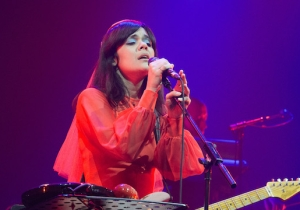 Bat For Lashes' 'Feel For You' Is A Lush Synth-Pop Anthem