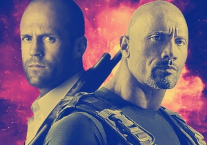 'Hobbs & Shaw' Is Another Glorious Celebration Of Absurd Excess
