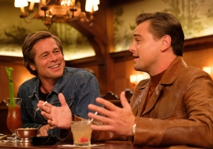 'Once Upon A Time In Hollywood' Is Tarantino's (Anti-Hippie) Ode To The '60s, And We're Happy To Take The Ride