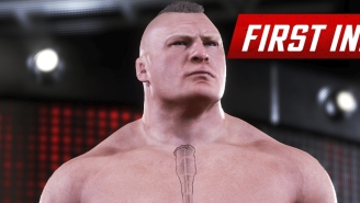 The First Images From 'WWE 2K20' Are Here, And They're A Beast