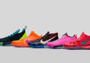 Nike Announced A Collection Of Sneakers For The 2019 WNBA All-Star Game