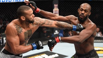 Thiago Santos Tore Pretty Much Everything In His Knee In His UFC 239 Loss To Jon Jones