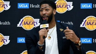 Anthony Davis Says Lakers GM Rob Pelinka Called Him 'Every 45 Minutes' During Free Agency