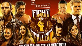 Everything You Need To Know Going Into AEW Fight For The Fallen