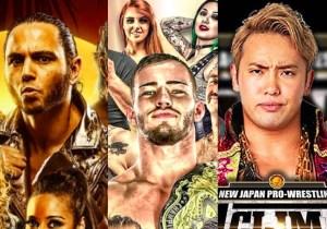 AEW Fight For The Fallen, Evolve 10th Anniversary, & NJPW G1 Climax Night 2 Open Discussion Thread