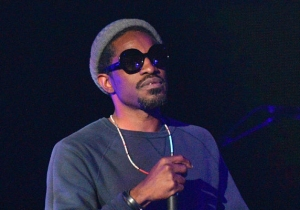 Andre 3000 Joined The Cast Of Jason Segel's 'Dispatches From Elsewhere' Miniseries On AMC