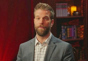 Everyone Keeps Giving Anthony Jeselnik Crap In The First Trailer For His Comedy Central Show 'Good Talk'