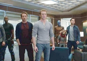 The Most Expensive Scene In 'Avengers: Endgame' Contained Almost No Special Effects