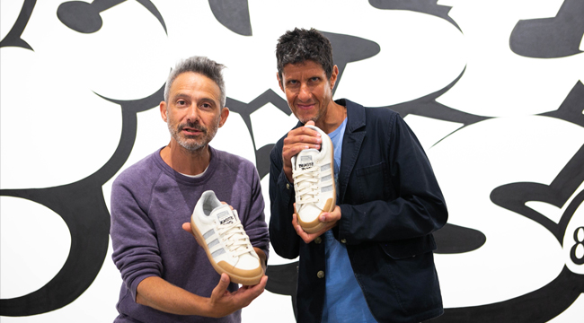 Adidas And The Beastie Boys Are Marking The 30th Anniversary of 'Paul's Boutique' With A New Shoe